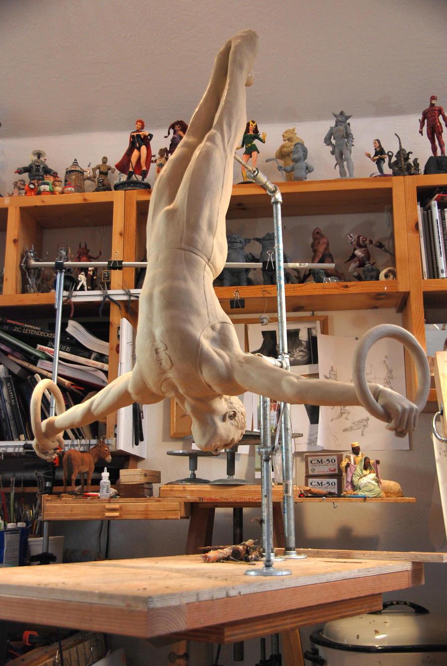 Gymnast almost fin 2
