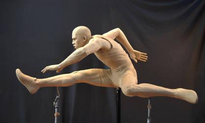 Men's hurdles by MarkNewman