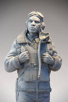 tuskegee Airman 3 by MarkNewman