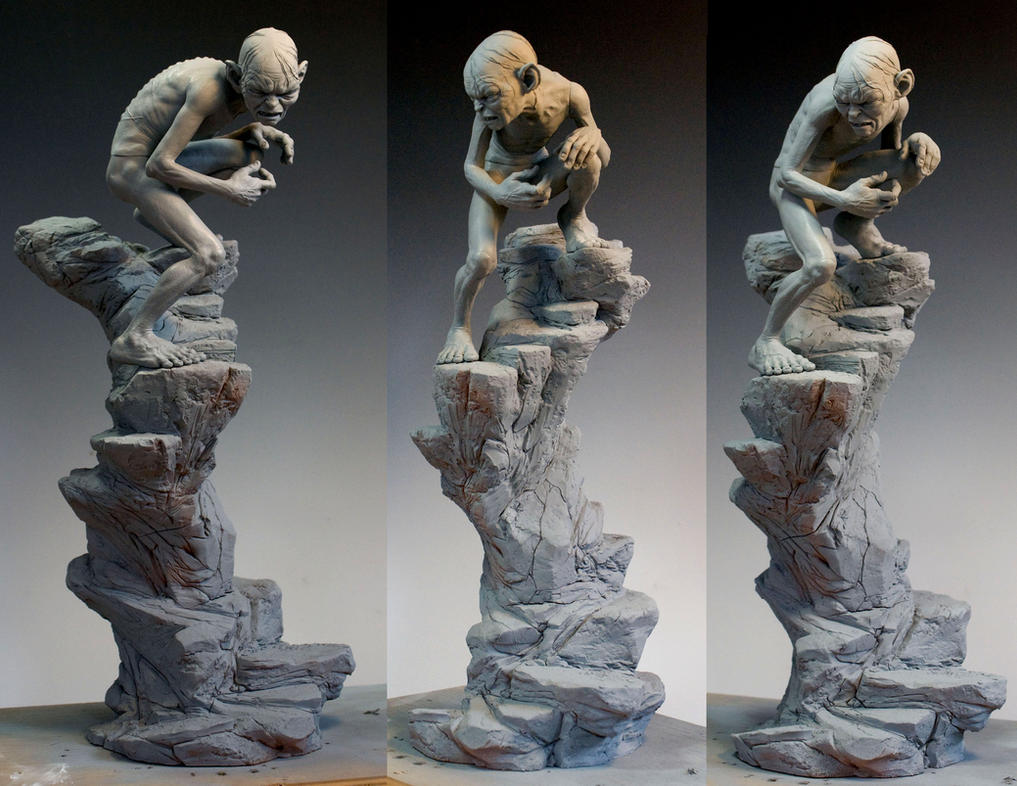 Gollum 1 by MarkNewman