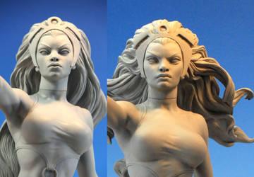 'Storm' heads