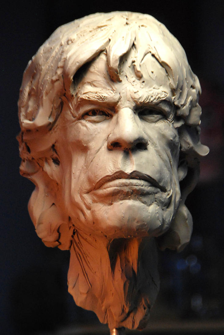 'Jagger' by MarkNewman