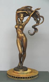 Venus patina