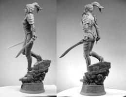 'Shard' Court of the Dead, Sideshow Collectibles by MarkNewman