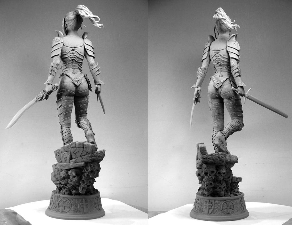 'Shard' Court of the Dead. Sideshow Collectibles. by MarkNewman