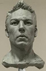 Demo head sculpt.