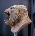 Kong bust 2