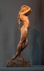 'Nouveau Figure' by MarkNewman