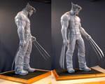 Wolverine maquette