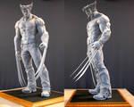 Wolverine maquette 2
