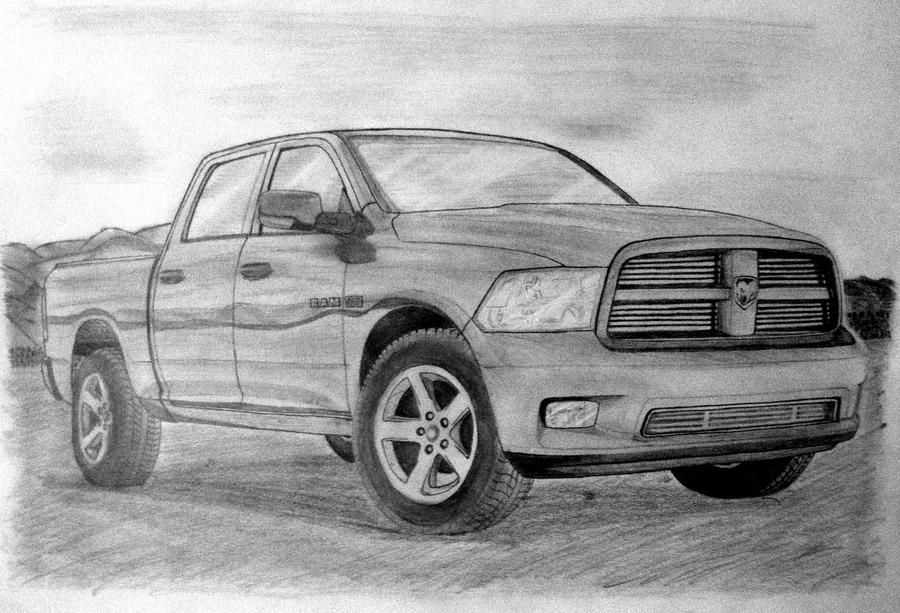 Dodge RAM by Lemur3817 on DeviantArt