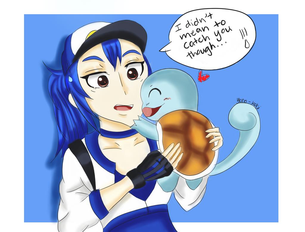 pokemon go day 1 starter by jenessa senpai on deviantart