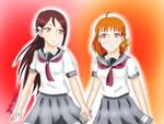 ChikaRiko (Love Live! Sunshine!!)