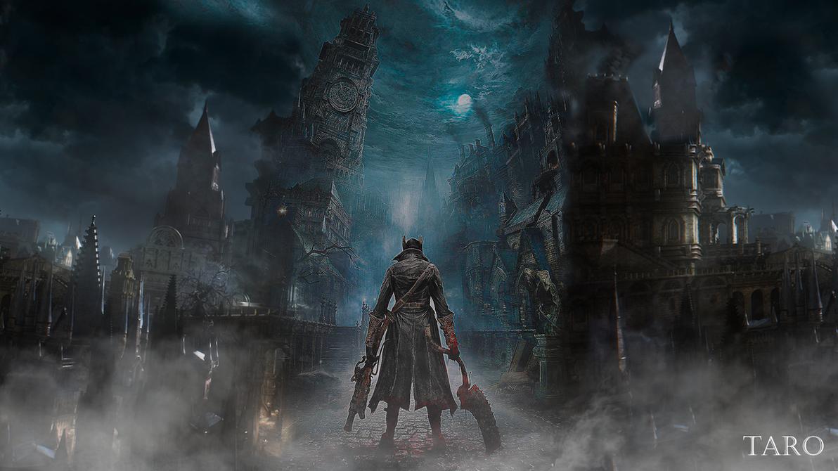 Bloodborne Wallpaper By Tarocl On DeviantArt