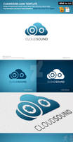 Cloud Sound Logo Template