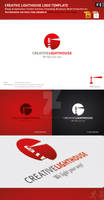 Creative Lighthouse Logo Template
