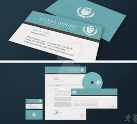 DOA Lunalounge Corporate Design