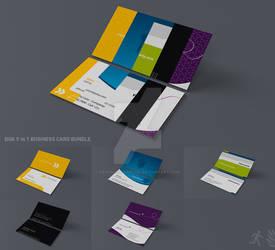 DOA 5 Business Card Bundle