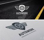 DOA Autowerk Logo Template