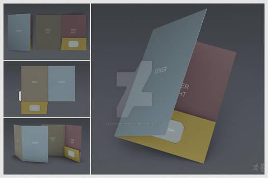 DOA Pocket Folder Mock Up