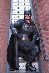 Batgirl Begins: Stairwell