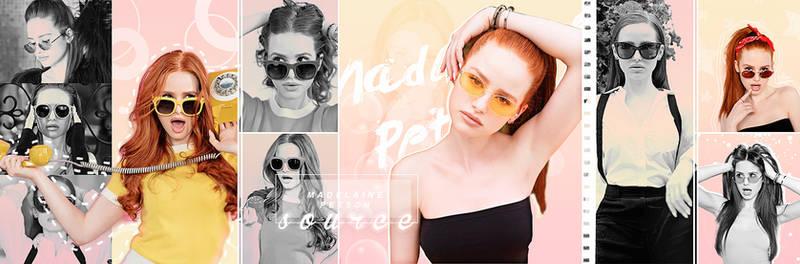 Madelaine Petsch Header Fansite