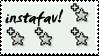 Instafav Stamp by b4k4-san