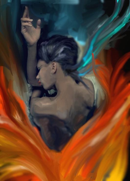 fire by Toria-geru