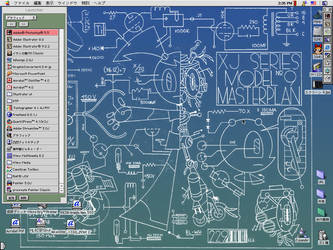 My Mac Desktop by Sukapon-ta