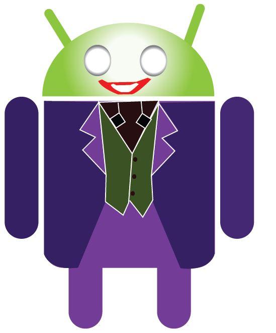 Joker Android Crossover by Clusta-Bomb on DeviantArt