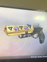D2 menagerie hand cannon austringer by pugwash1