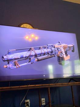 d2 ib machine gun archon's thunder