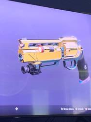 d2 raid hand cannon fatebringer