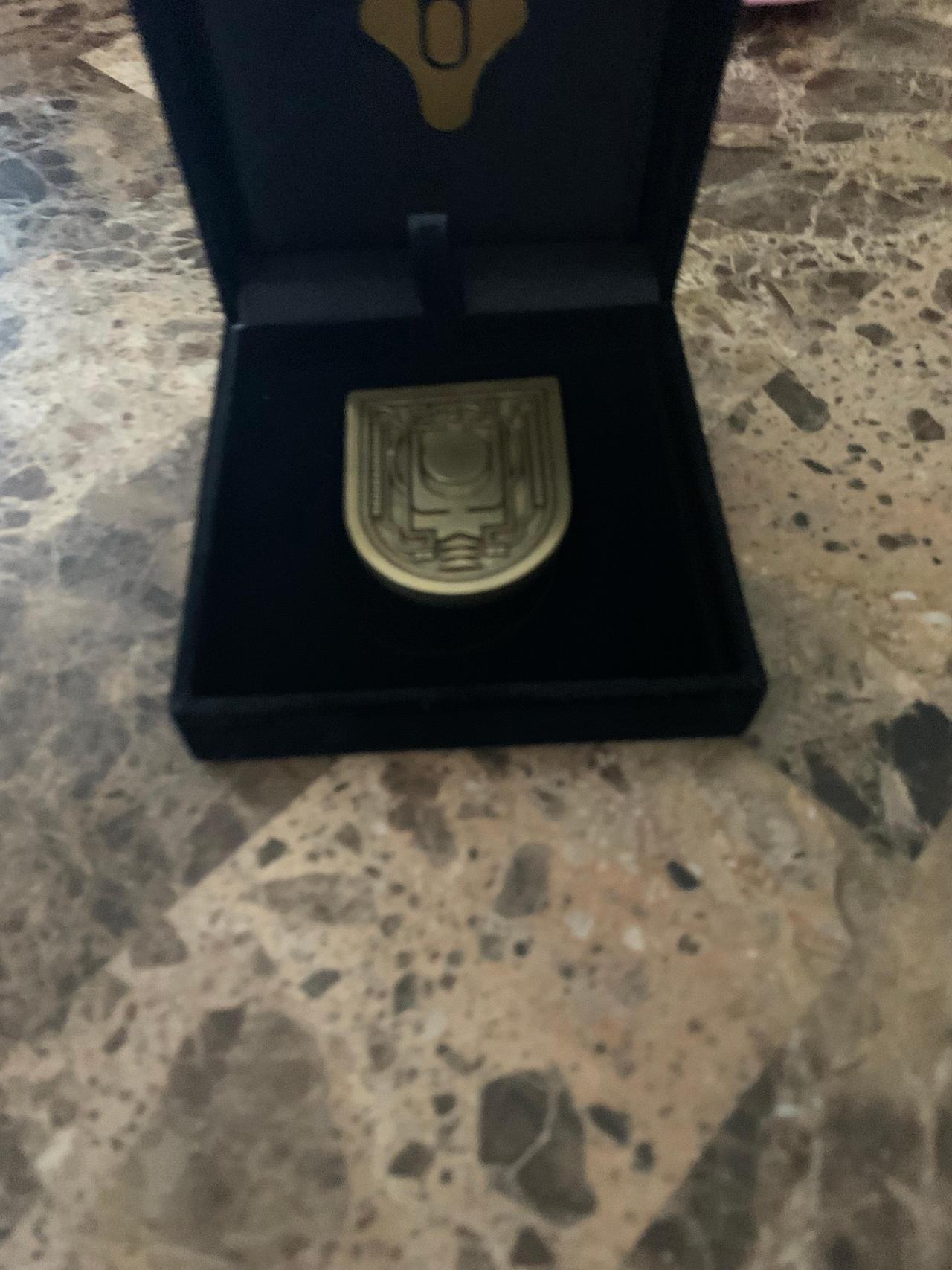 d2 chosen seal pin