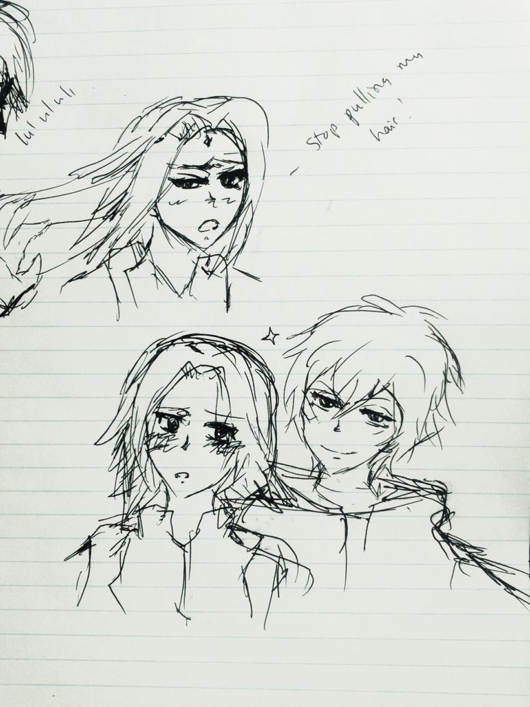 SasoSaku love *^* by fantasyelf