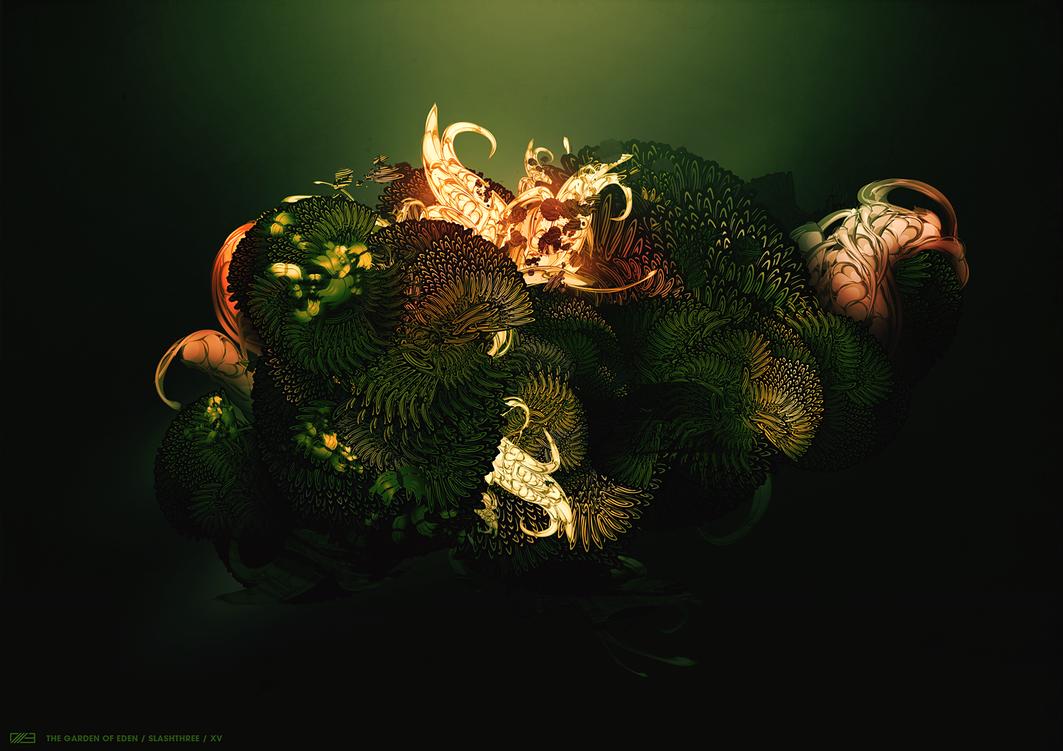 The Garden Of Eden by TheUnknownBeing