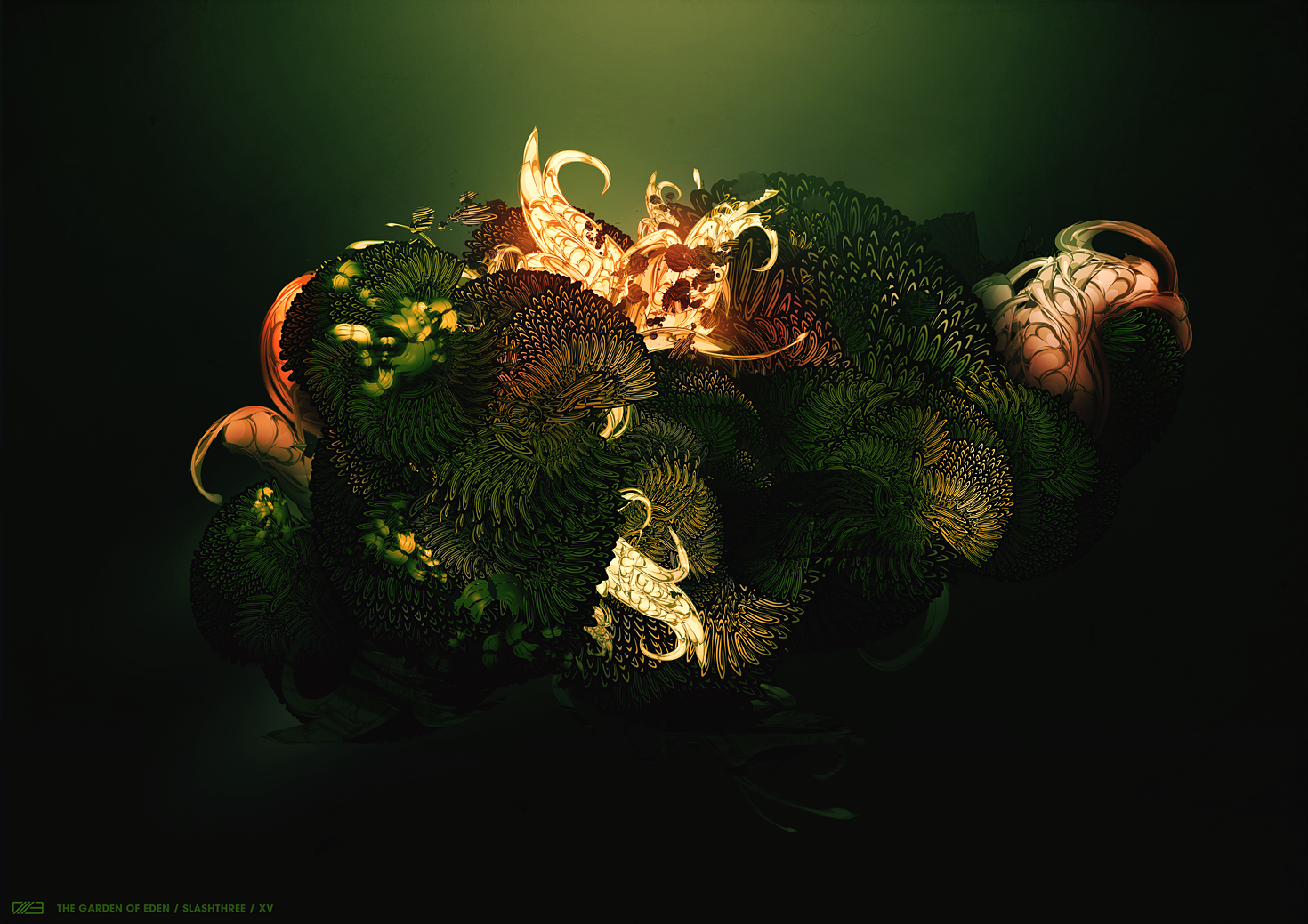 The Garden Of Eden By Theunknownbeing On Deviantart