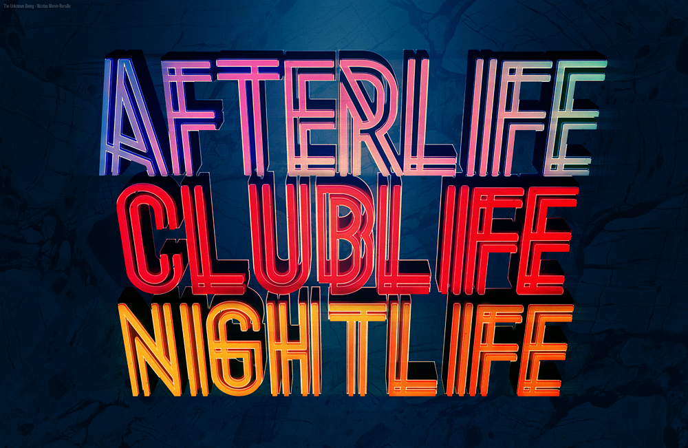 AFTERLIFE, CLUBLIFE, NIGHTLIFE by TheUnknownBeing