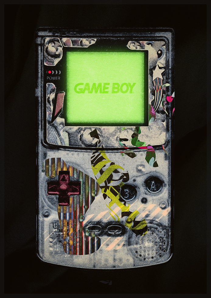 GAME BOY by TheUnknownBeing