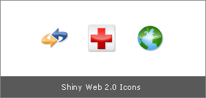 Shiny Icons by montia