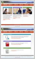 CIP Landing Web Page Mockup