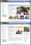 SMC HSA Website Mockup