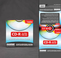 CD-R Package Redesign by montia