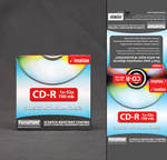 CD-R Package Redesign