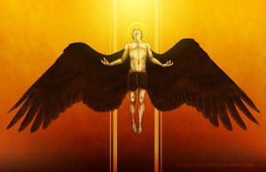 Angel by megmcmuffins