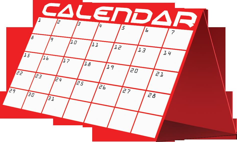 Daily Calendar Clipart : Calendar clipart by ollinatl on deviantart