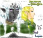 Legolas ar Drizzt