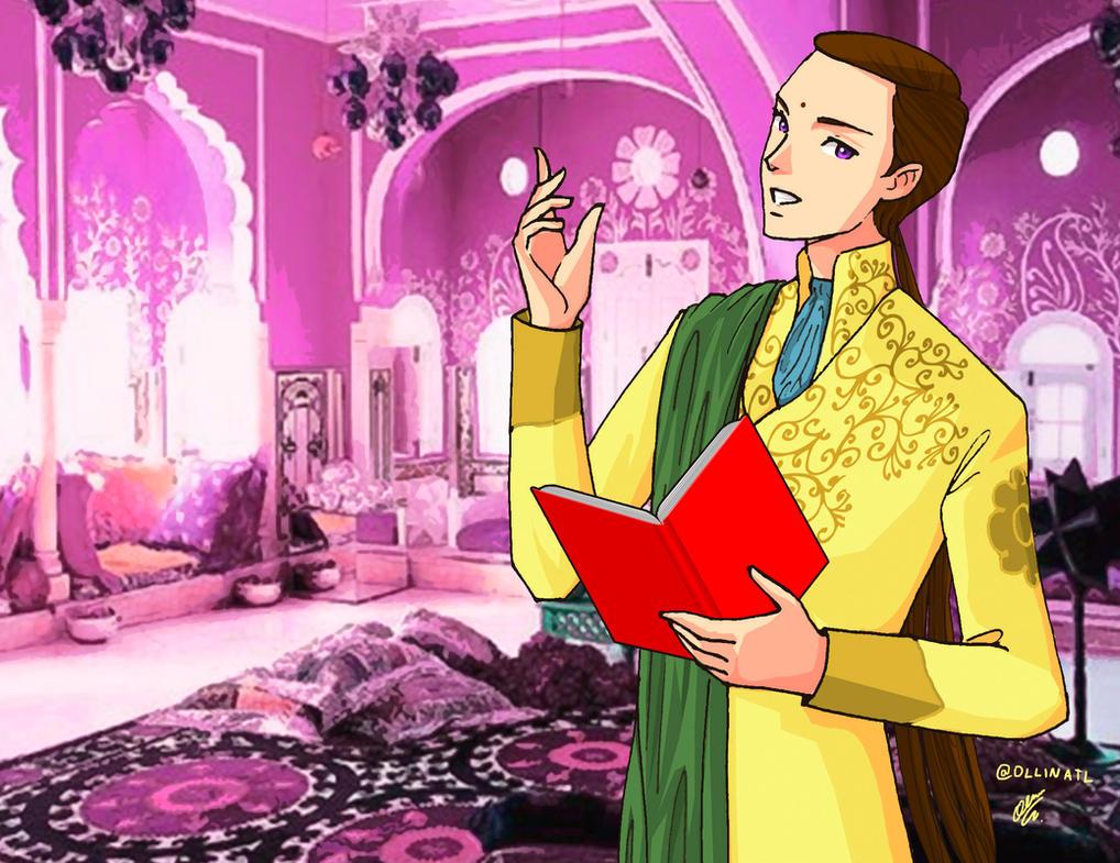 Arabian Nights - Taiki Kou by Ollinatl