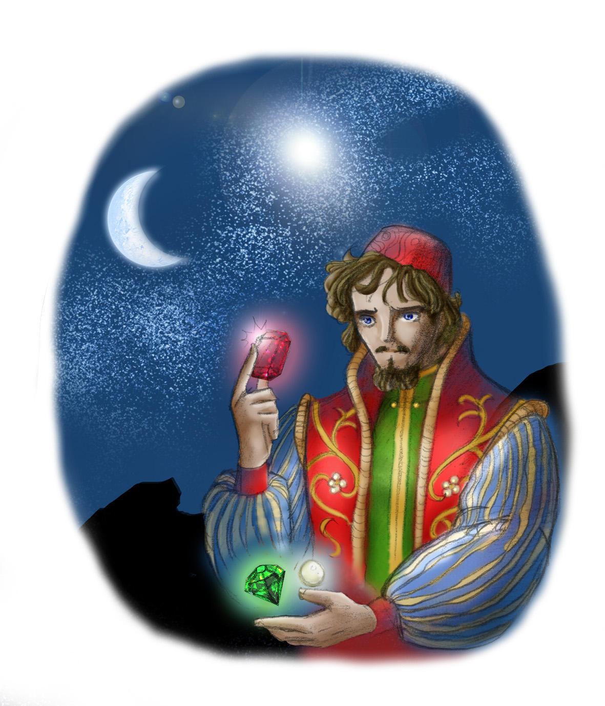 La leyenda del cuarto rey mago artab n la esencia for El cuarto rey mago