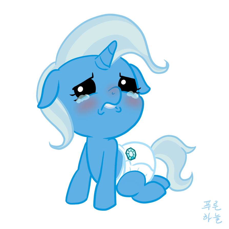Baby Trixie by mrs1989